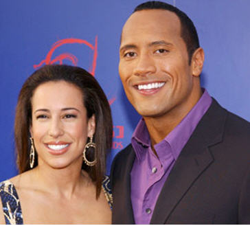Dwayne Johnson and Dany Garcia Johnson Divorce Case