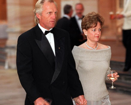 Greg Norman and Laura Andrassy Divorce Case