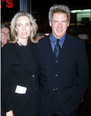 Harrison Ford and Melissa Mathison Divorce Case