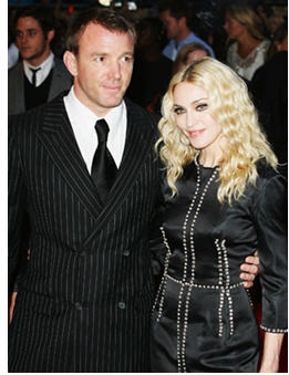 Madonna and Guy Ritchie Divorce Case