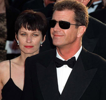 Mel Gibson and Robyn Gibson Divorce Case