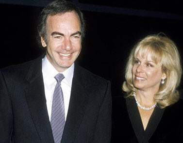 Neil Diamond and Marcia Murphey Divorce Case