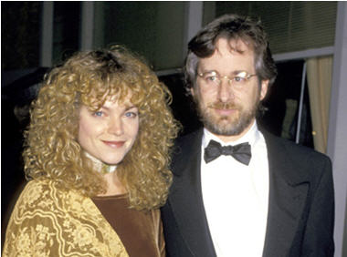 Steven Spielberg and Amy Irving Divorce Case
