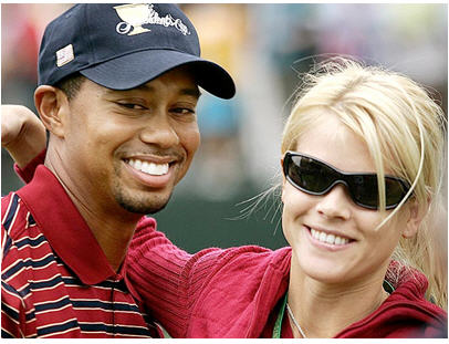 Tiger Woods and Elin Nordegren Divorce Case